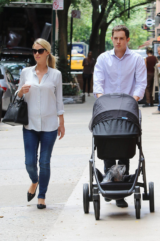 Nicky Hilton et son mari James Rothschild à New York le 11 juillet 2016