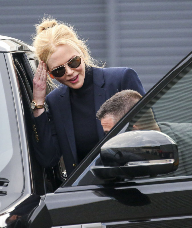 Nicole Kidman a le style dans la peau