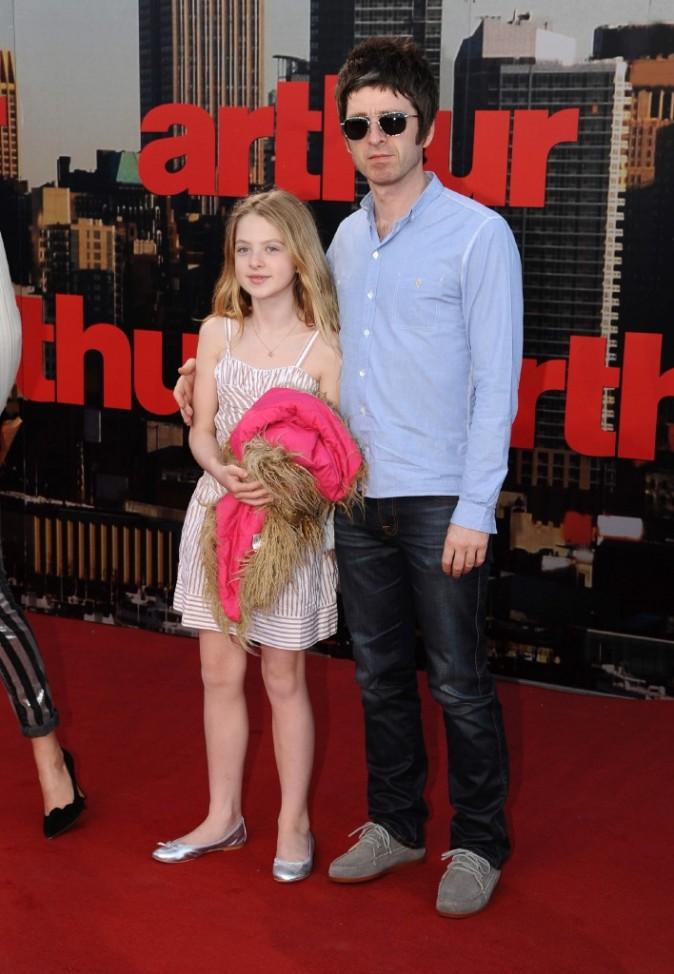 Noel et sa fille Anais!