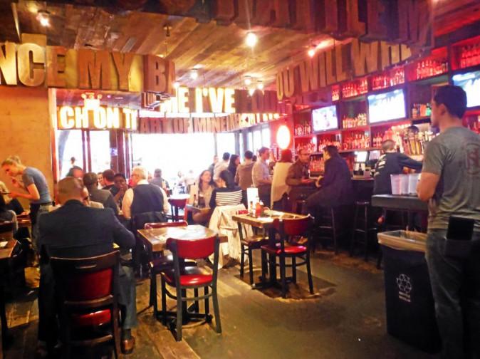 le restaurant de Justin Timberlake à New York