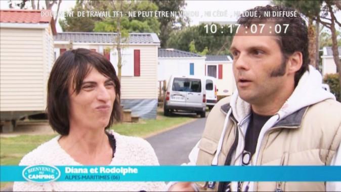 """Rodolphe : """"Moi, j'ai vu le plan du camping à l'entrée du camping, on se croirait à New York... Est-ce que ça a une dimension humaine..."""