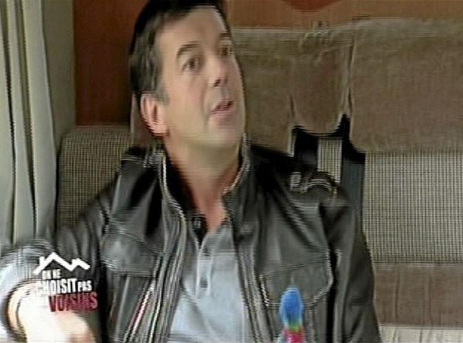 """Stéphane Plaza : """"Ce canon est fait pour faire fuir les pigeons qui viennent picorer la salade du maraîcher."""" Stéphane Plaza : """"Le canon du maraîcher est trop fort."""" Karine Le Marchand : """"Le bruit du canon ?"""""""