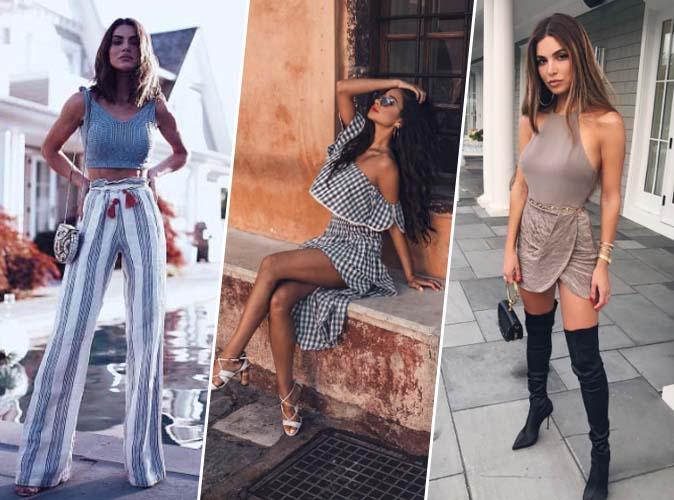Palme Fashion : Camila Coelho, Shay Mitchell, Negin Mirsalehi... Qui a été la plus stylée cette semaine ?