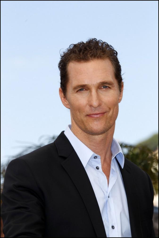 Matthew McConaughey - avant