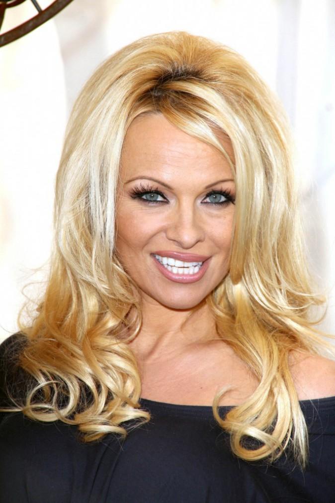 Pamela Anderson - avant