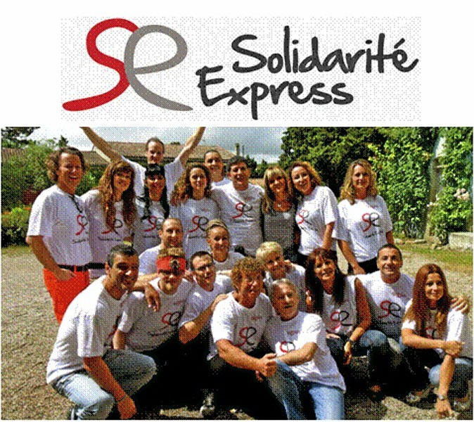 L'association Solidarité express !
