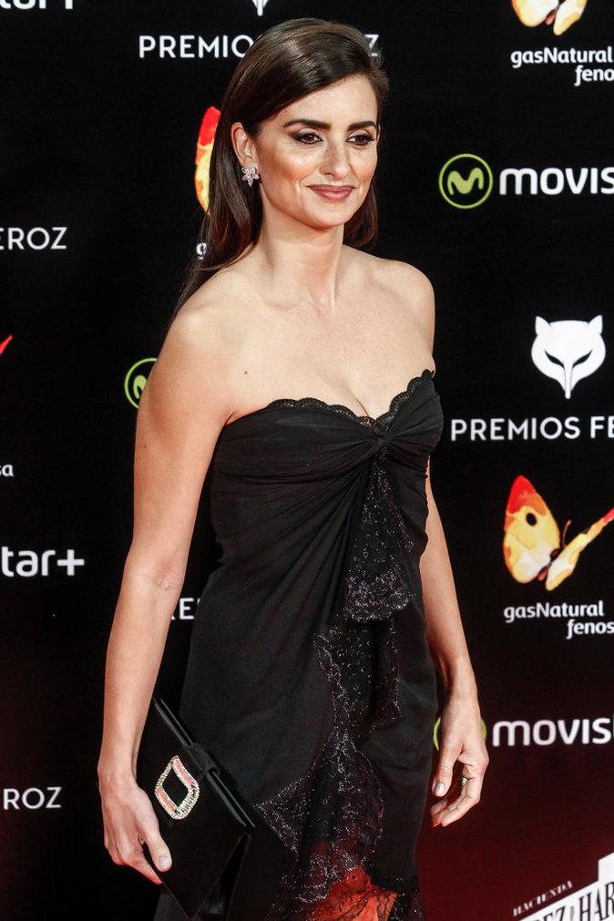 Penelope Cruz sur le tapis rouge