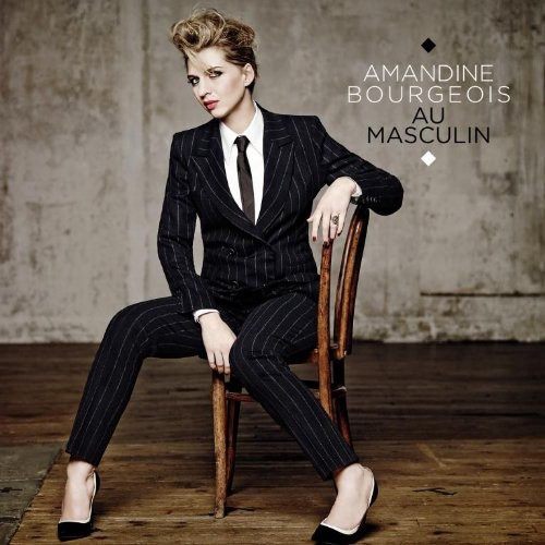 Au masculin Amandine Bourgeois, Warner. 16 €.