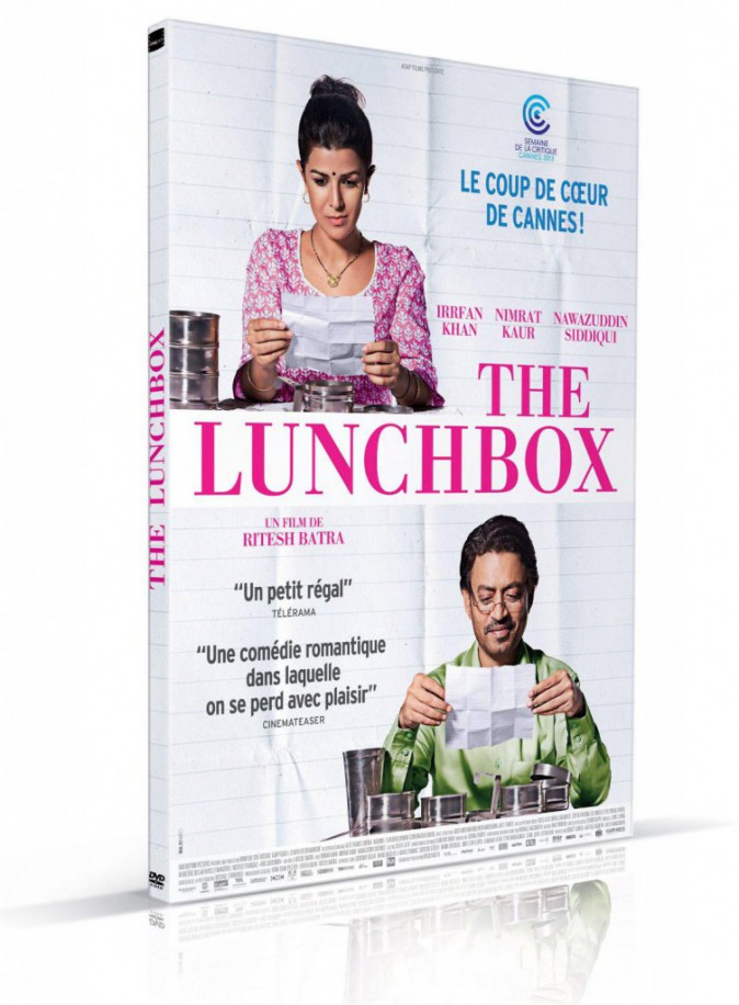 The Lunchbox de Ritesh Batra, Blaq out, 19,99 €