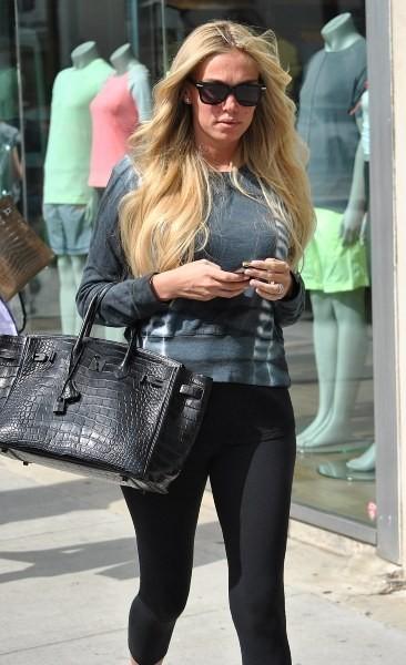Petra Ecclestone à Beverly Hills, le 25 mars 2013.
