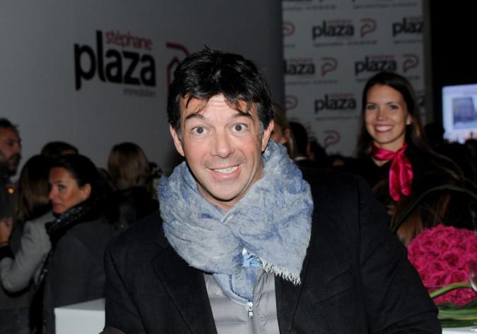 Inauguration de la nouvelle agence immobilière de Stéphane Plaza à Paris le 1er octobre 2015