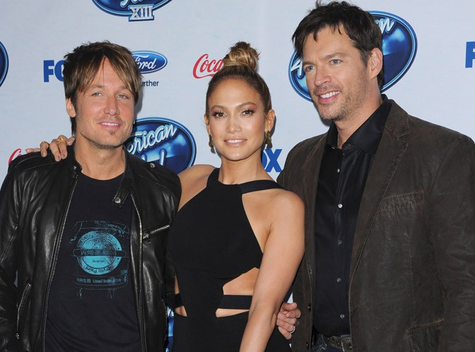 Jennifer Lopez : nouvelle op�ration s�duction pour American Idol !