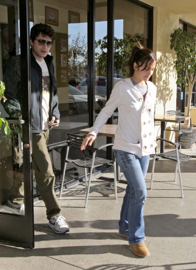 Déjeuner au Mogan's Café à Los Angeles.