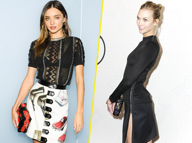 Photo : Miranda Kerr et Karlie Kloss : les égéries de charme de Louis Vuitton !