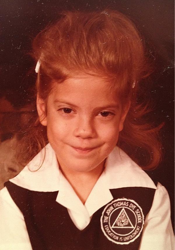 Tori à 6 ans