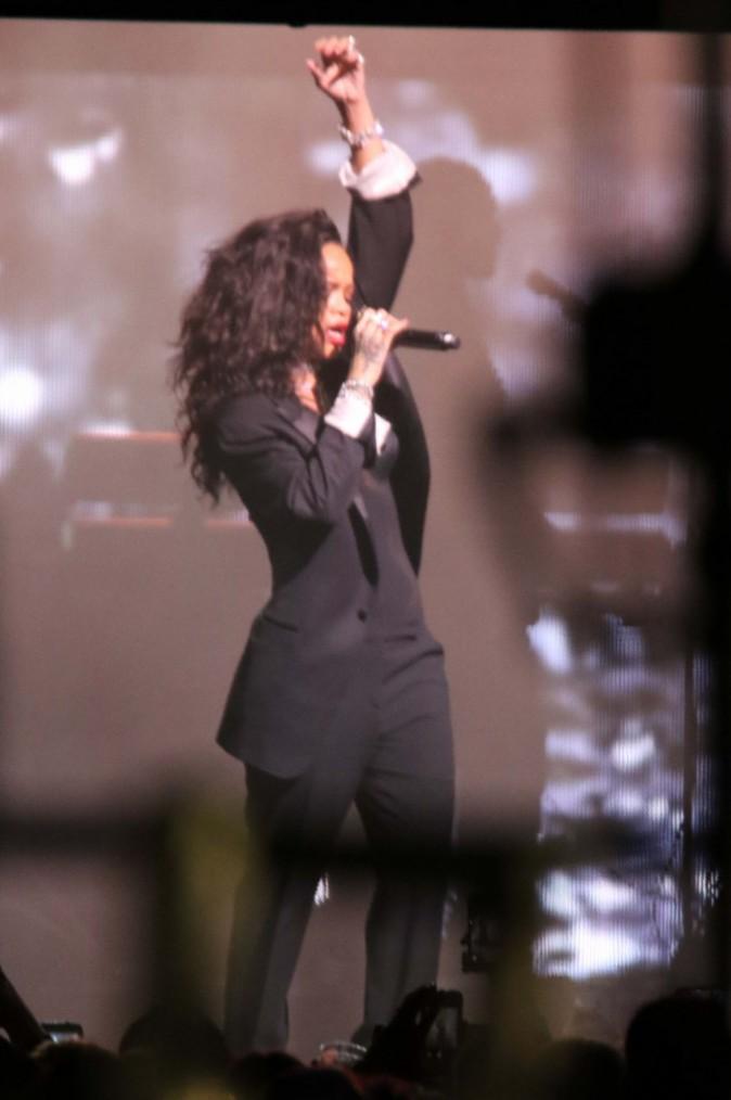 Rihanna le 31 janvier 2015