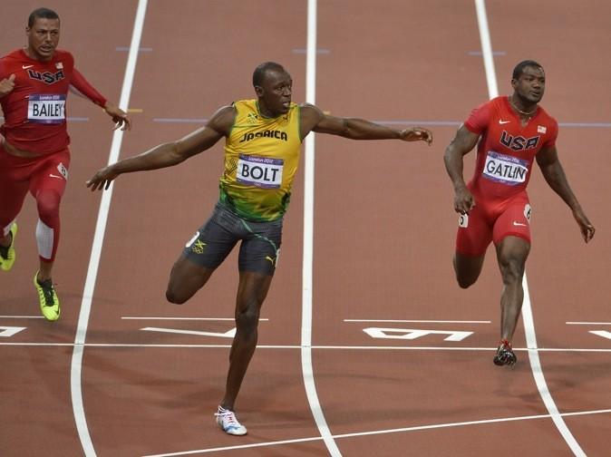 2012: Première place pour Usain !