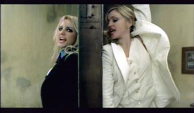Madonna, Britney Spears