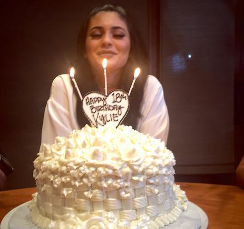Caitlyn Jenner rend hommage à Kylie pour ses 18 ans