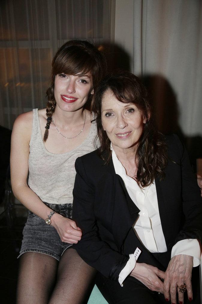 Jennifer Ayache (Sueprbus) et Chantal Lauby