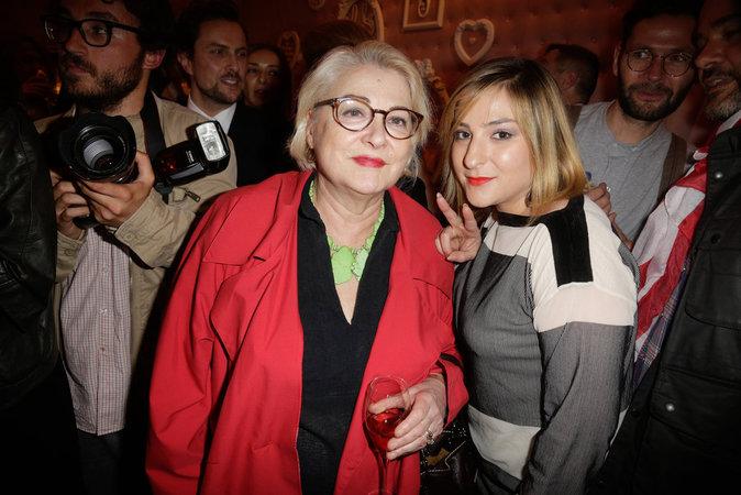 Josiane Balasko et Marilou Berry