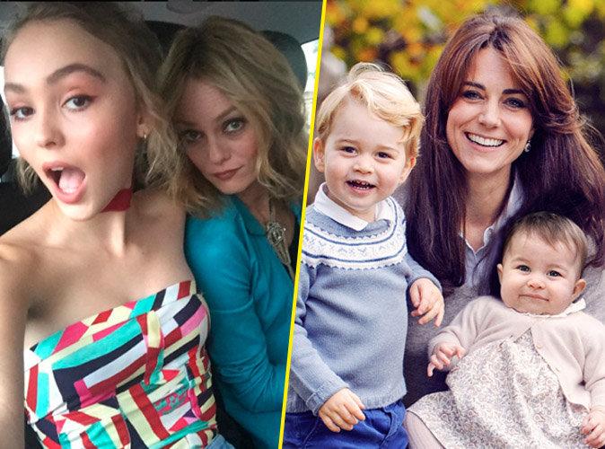 Photos : Ces 24 mamans ont offert la célébrité en héritage à leurs enfants !