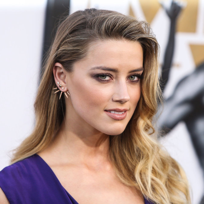 Amber Heard 30 ans en 2016