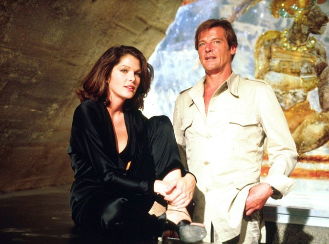 Photos : Lois Chiles est la James Bond girl de Moonraker