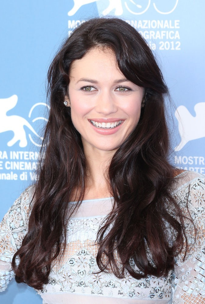 Photos : Olga Kurylenko est la James Bond girl de Quantum of Solace