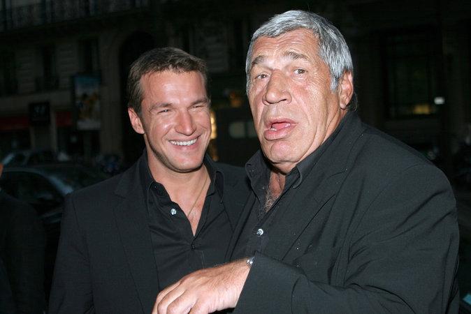 Photos : Ces 47 papas ont offert la célébrité en héritage à leurs enfants : Jean-Pierre Castaldi et Benjamin Castaldi