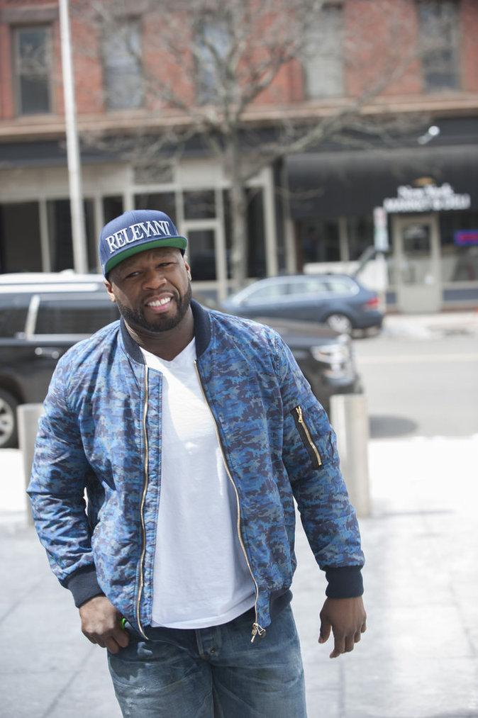 Photos : 50 Cent privé de smartphone à son procès !