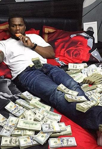 Photos : 50 Cent ruiné ? Il se fout de la gueule du monde !