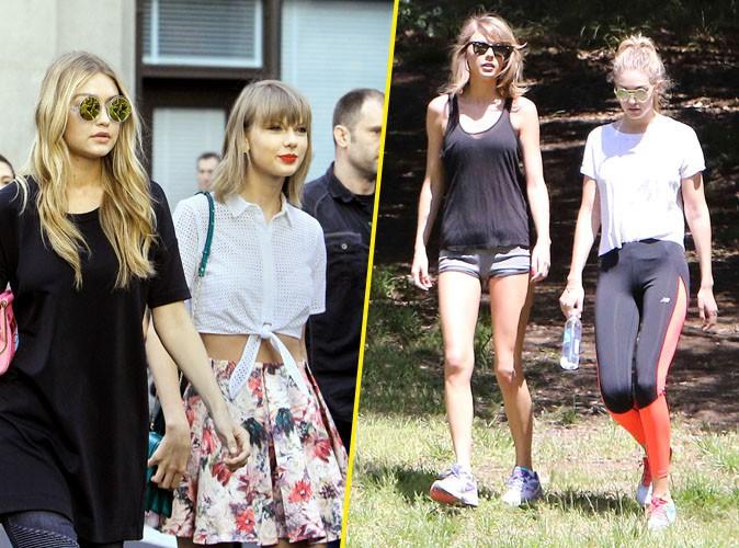 Taylor et Gigi Hadid