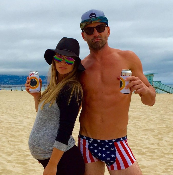 A.J. Cook et son mari Nathan Anderson