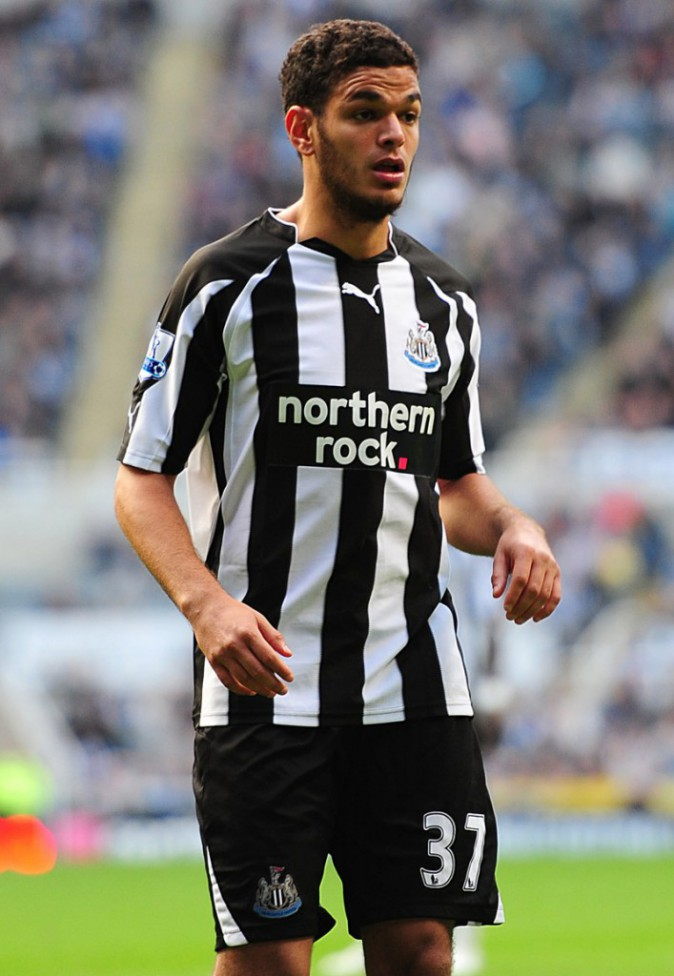 Hatem Ben Arfa à Newcastle