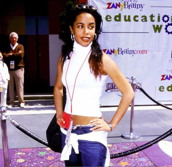 Aaliyah : Déjà 14 ans qu'elle nous a quitté...  Mais bientôt un nouvel album ?