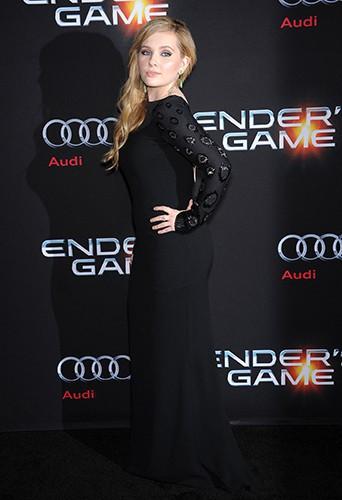 Abigail Breslin à Los Angeles le 28 octobre 2013