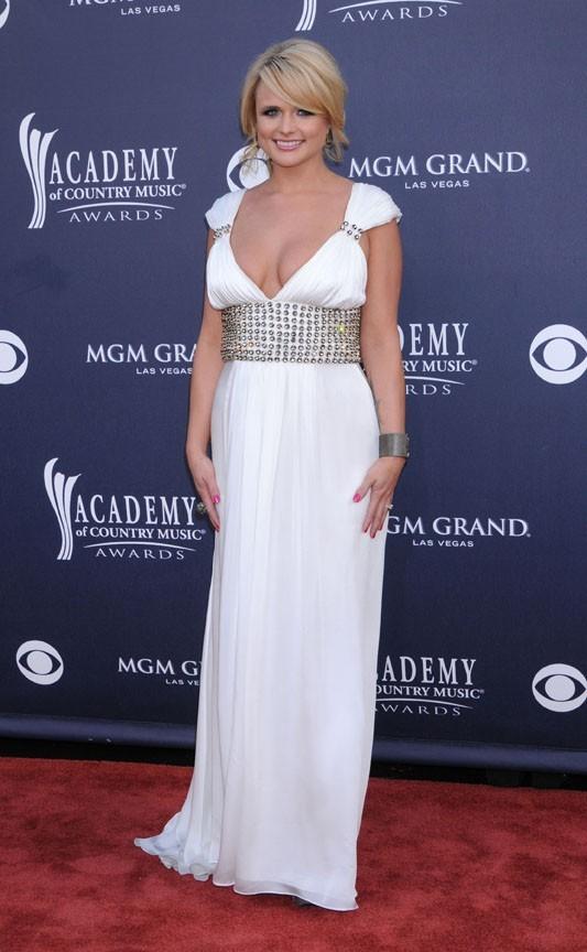 Miranda Lambert, l'autre grande gagnante de la soirée !