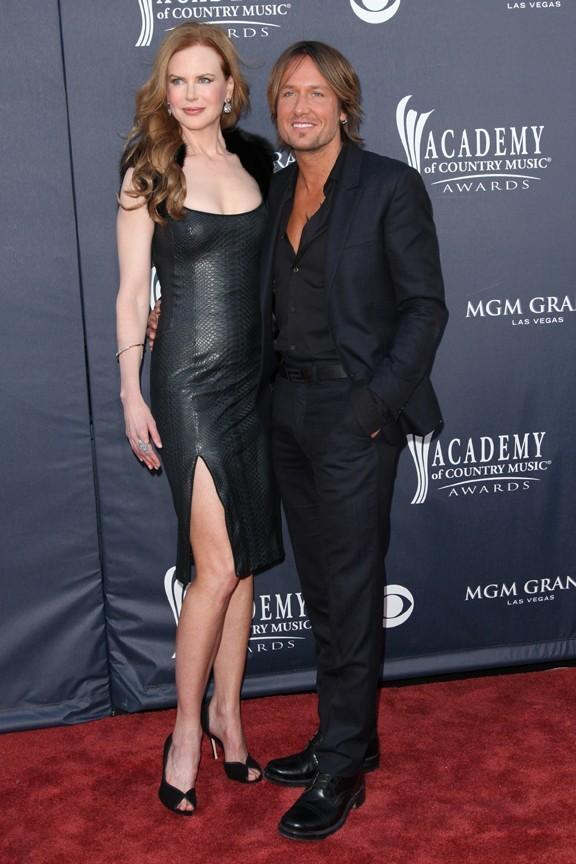 Nicole Kidman est venue soutenir son mari Keith Urban