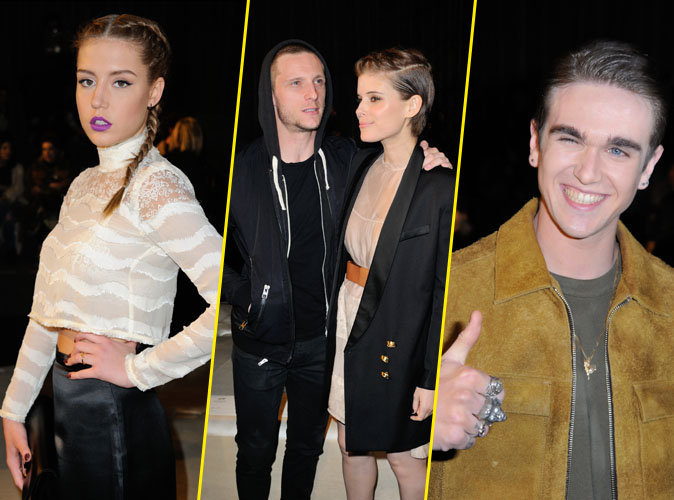 Photos : Adèle Exarchopoulos, Kate Mara, Gabriel Day Lewis : la jeune garde fashion à Paris !