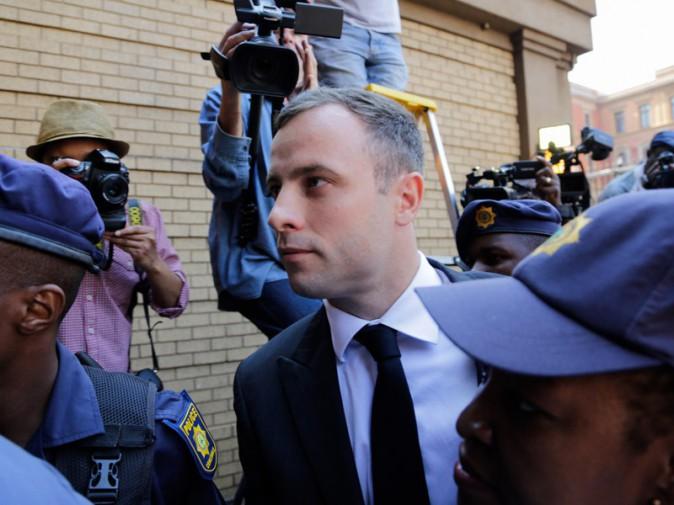 Oscar Pistorius est condamné à 5 ans de prison ferme