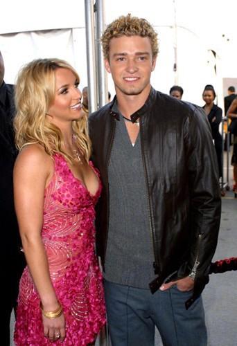 Britney Spears et Justin Timberlake au temps du bonheur !