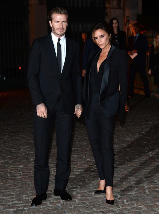 David et Victoria Beckham ont choisi de rester soudés malgré les écarts du footballeur !