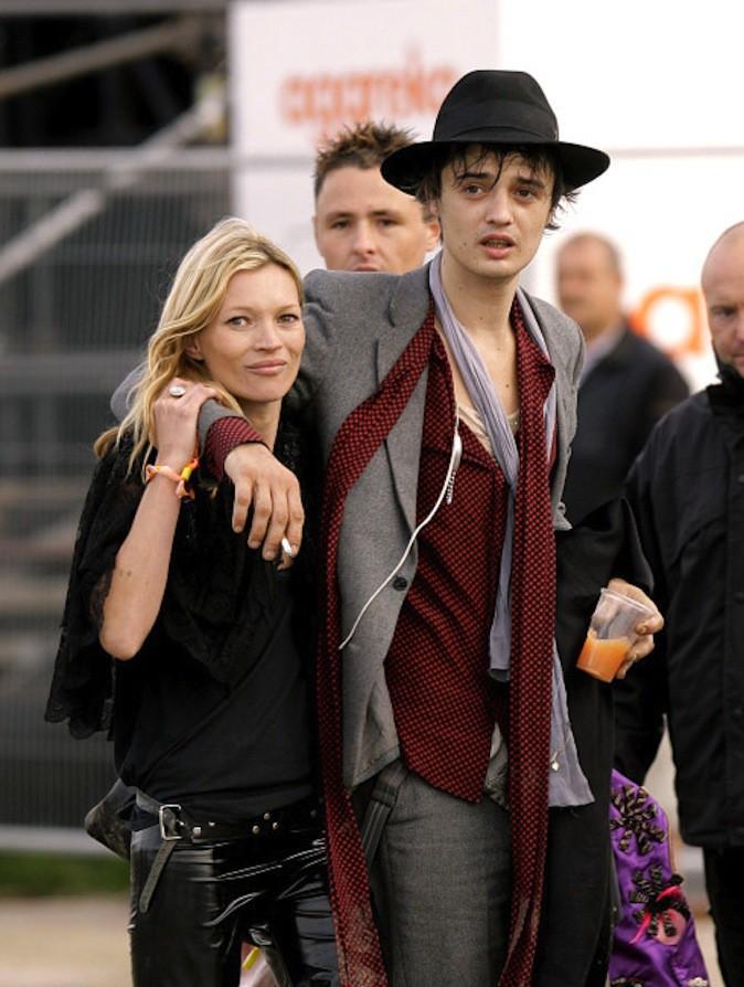Kate Moss avait préféré quitter Pete Doherty pour son infidélité !