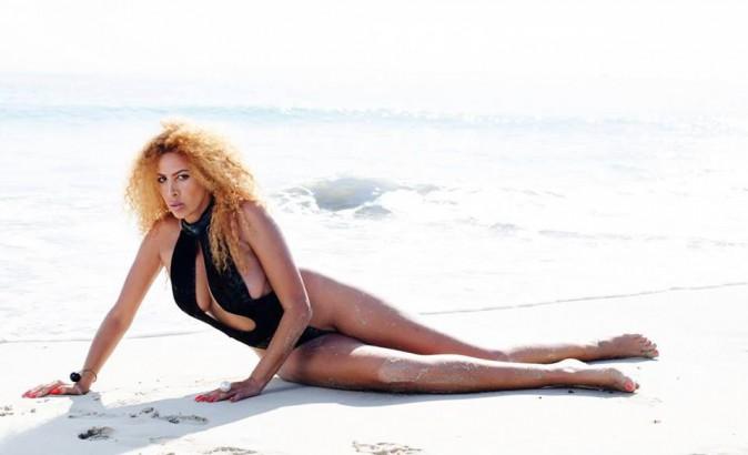 Photos : Afida Turner : une bombe prête à exploser sur la plage de Miami !