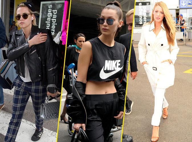 Photos :  Airport Alert : Les premières stars arrivent à Cannes !