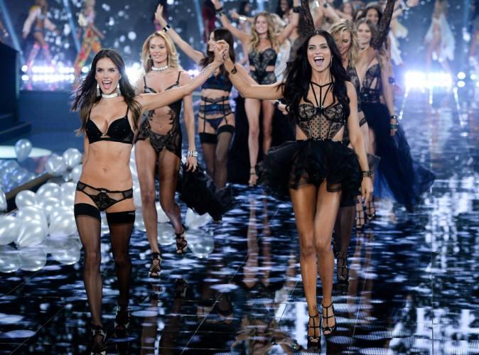 Alessandra Ambrosio, Adriana Lima... Les Anges Victoria's Secret tous plus sexy et glamour pour le défilé le plus hot de l'année !