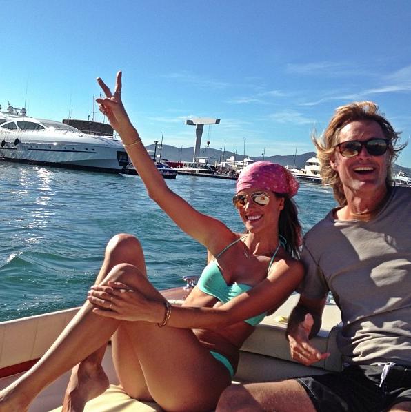 Alessandra Ambrosio et Russel James, le photographe Victoria's Secret !