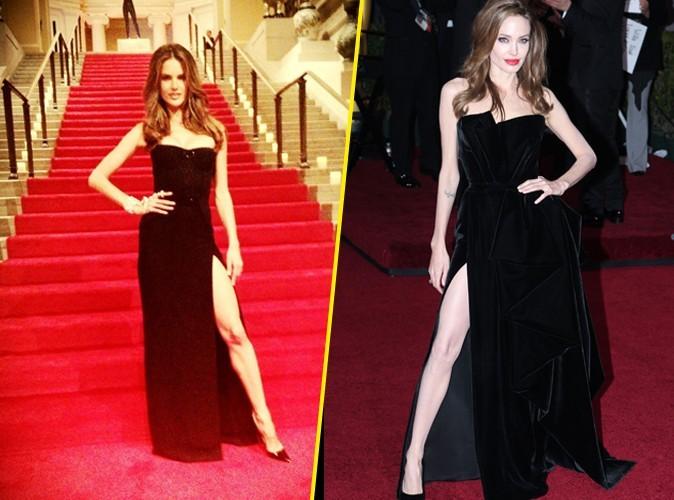 Alessandra Ambrosio : Angelina Jolie est son exemple !