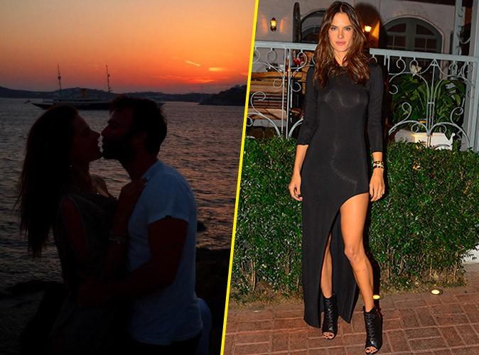 Alessandra Ambrosio le 24 septembre 2015
